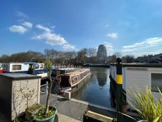 Kingston upon Thames residential mooring