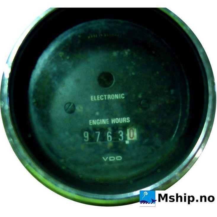 Cummins VTA-1710-M2 generatorset 400 kWA