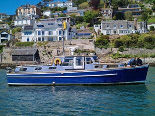 1971 Unclassified Rampart 36 ft TS Diesel Motor Yacht