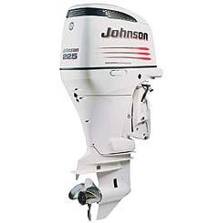 Johnson 225 HP