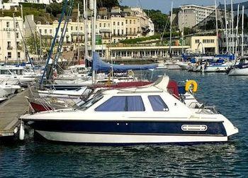 Yamarin 74C Motor Cruiser - Exelle - 2007