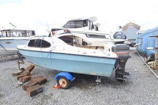 1970 Fishing Boat