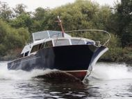 31ft COX & HASWELL RAPIER 3100 CLASS POWER-BOAT