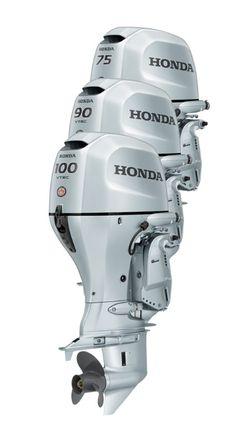 Honda BF75-100