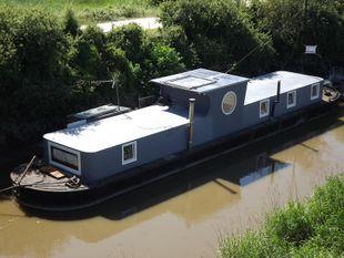 Thames Barge 78 (sold)