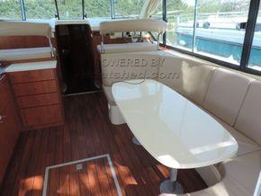 Nicols Estivale Octo Canal and river cruiser - Interior