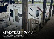 1986 Starcraft 28' Custom Houseboat Rebuilt in 2016