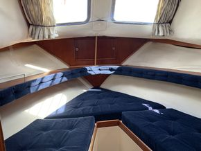 Nelson 820 - Forward Cabin