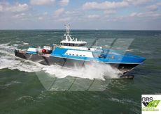 55m / 100 pax Crew Transfer Vessel for Sale / #1084639