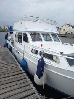Dutch Steel Cruiser Fly Bridge