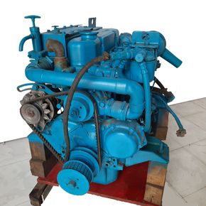 Mitsubishi S4E-2 diesel engine for boating