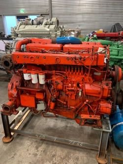 SCANIA DS 11 57 - 280 HP - 1800 RPM - SN 5325886