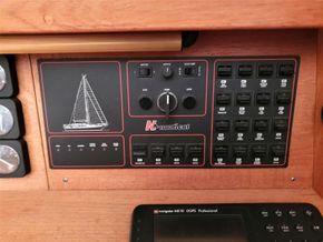 Nauticat 39 for sale with B J Marine