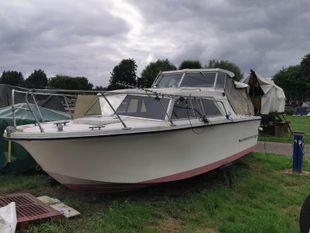 1976 Birchwood 25ft Cruiser