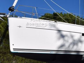 Bavaria 46 Cruiser  - Bow