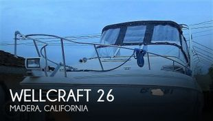 1995 Wellcraft Excel 26 SE