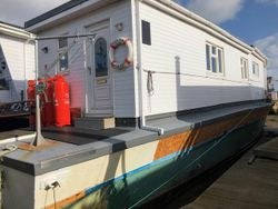 Converted MTB Houseboat
