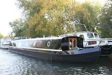 57' X 10' WIDEBEAM 2 BED LIVEABOARD