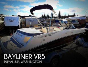 2018 Bayliner vr5