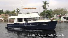 2012 SWIFT TRAWLER 44