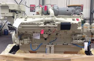 1600 HP CUMMINS KTA50-M2 NEW MARINE ENGINES