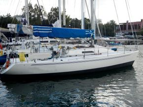 IMX -38 Racing yacht with Aft cabin - Main Photo