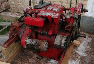 Lister marine STW2 + gearbox
