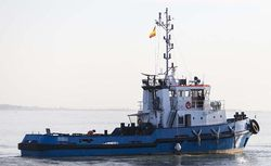 1987 Twin Screw Tug For Sale & Charter