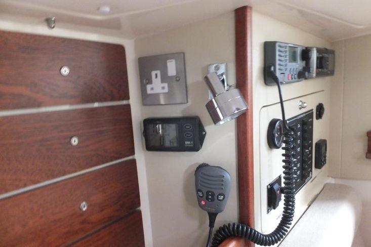 SOLD BY Bosham Yacht Sales - Cornish Crabber 26