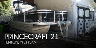 2021 Princecraft Vectra 21