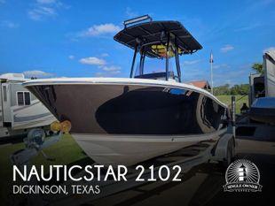 2021 NauticStar 2102 Legacy