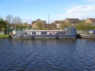 45ft Cruiser Stern Narrowboat Built 1992 by Orchard Marina Boat Builde