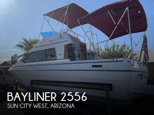 1990 Bayliner 2556 Command Bridge Ciera