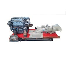 Yanmar 4LH-DTE with Hamilton Jet - 211 - used
