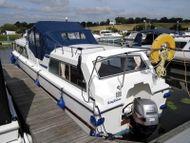 Viking 32cc 1991 - 6 berth Narrow Beam for Canals and Rivers