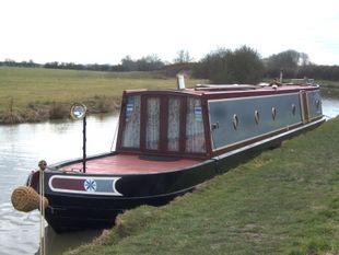 Jacob, 55ft tug style narrowboat