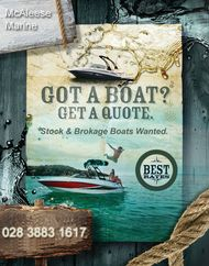 Boats Wanted