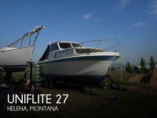 1970 Uniflite 27