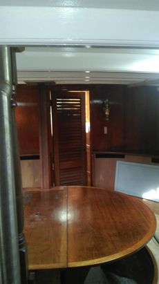 12m Alan Buchanan 18t Blue Water Cruiser
