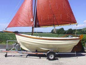 Character Boats - Post Boat  - Bow