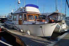 1978 CHB Puget Trawler 36