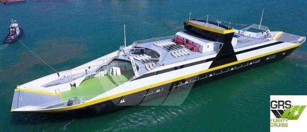107m / 800 pax Passenger / RoRo Ship for Sale / #1103698