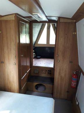 Comfotable Bedroom with Two Wardrobes