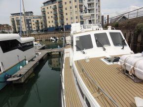 Starboard Side Deck
