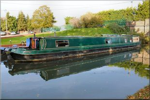 58ft Traditional Stern