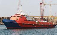 38mtr Crew / Utility Vessel