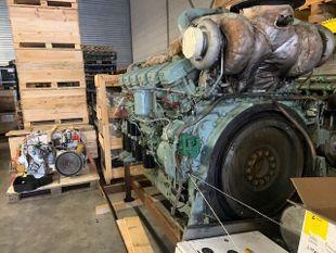 MITSUBISHI S12R MPTA 880 kW - 1600 RPM - SN 11091