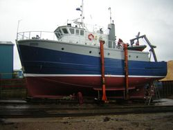 RV Calanus Scientific Research Vessel