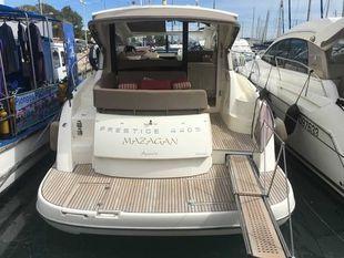 2012 Jeanneau Prestige 440S