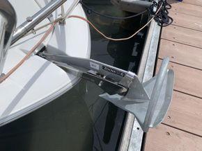 Anchor/bow roller